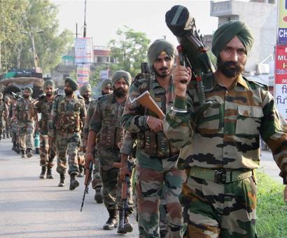 Gurdaspur terrorists came from Pakistan, says Rajnath Singh