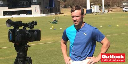 Rediff Sports - Cricket, Indian hockey, Tennis, Football, Chess, Golf - MSL T20: Retired AB de Villiers To Play In New Cricket League