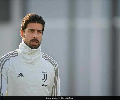Rediff Sports - Cricket, Indian hockey, Tennis, Football, Chess, Golf - Sami Khedira Sidelined For Over A Month With Irregular Heartbeat: Reports
