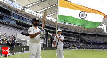 Rediff Sports - Cricket, Indian hockey, Tennis, Football, Chess, Golf - I have not seen a better player than Virat Kohli: Michael Vaughan