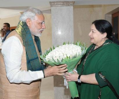 PM to survey flood-hit TN, AP; meet Jaya