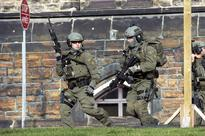Ottawa in lockdown after Canadian parliament attacker killed; soldier shot at dies
