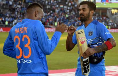 Rediff Cricket - Indian cricket - People make mistakes, let's move on: Ganguly on Pandya-Rahul