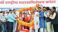 Govt has ushered Rajasthan on progress path: Vasundhara Raje