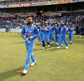 Rediff Sports - Cricket, Indian hockey, Tennis, Football, Chess, Golf - Will India boycott Champions Trophy over ICC revenue deal?