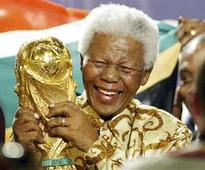 Mandela loved sport and understood its power to do good