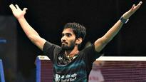 Rediff Sports - Cricket, Indian hockey, Tennis, Football, Chess, Golf - Denmark Open champion Kidambi Srikanth is hungry for much more!