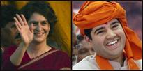Priyanka-Varun not at war: Maneka Gandhi downplays political tussle