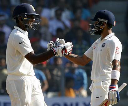 Rediff Cricket - Indian cricket - Stats: King Kohli's plethora of records in Mumbai