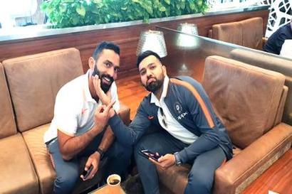 Rediff Cricket - Indian cricket - Australia in Australia will be dangerous: Rohit Sharma