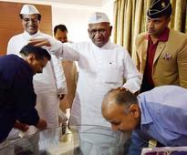 Will surely implement Anna Hazare's suggestions on Lokpal, says Arvind Kejriwal