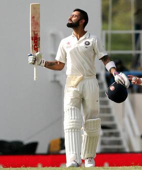 Rediff Cricket - Indian cricket - One good habit Kohli swears by- WINNING!