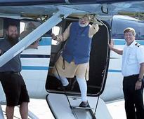 Did PM Modi's Sabarmati flight violate safety norms?