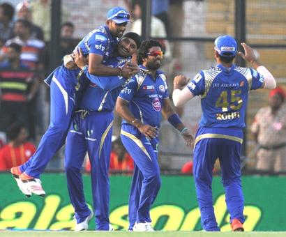 IPL: Mumbai stay in hunt for play-offs, loss ends Punjab's hopes