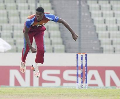 U-19 World Cup star Alzarri Joseph to join WI squad