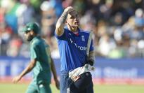 Rediff Cricket - Indian cricket - Cricket-Hales out for 99 as England seal five-wicket win