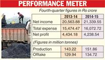Higher expenses hurt CIL