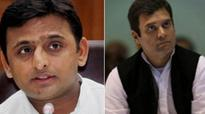 Congress to contest 105 seats in UP, seals alliance with Akhilesh's SP