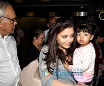 The secret is out: Aaradhya behind mommy Aishwarya's weight loss