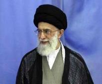 Khamenei says Iran nuclear weapons are a 'myth'