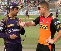 IPL Live Score Eliminator: SRH vs KKR - Pathan Departs, Pandey The Key For Knight Riders
