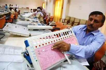 Row over EVMs: EC to call all-party meet