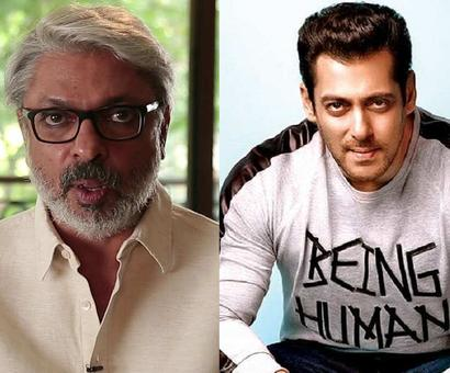 Current Bollywood News & Movies - Indian Movie Reviews, Hindi Music & Gossip - SLB-Salman to come together for a love story