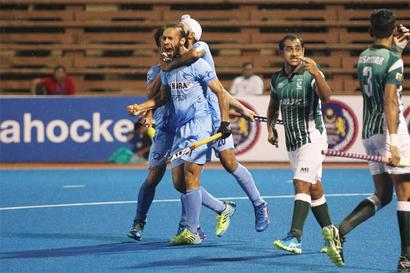 Asian Hockey Champions Trophy: India edge Pakistan 3-2 in thriller