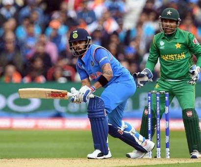 Rediff Cricket - Indian cricket - India Bound By Agreement To Play Pakistan In World Cup 2019: ICC