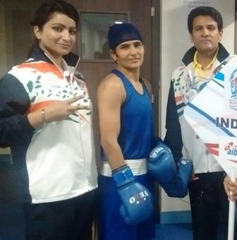 World Women's Boxing: Sonia settles for silver