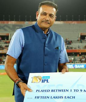 Rediff Cricket - Indian cricket - How India's cricket coaches' salaries have risen...