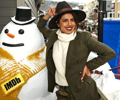 Current Bollywood News & Movies - Indian Movie Reviews, Hindi Music & Gossip - A Kid Like Priyanka, at Sundance!