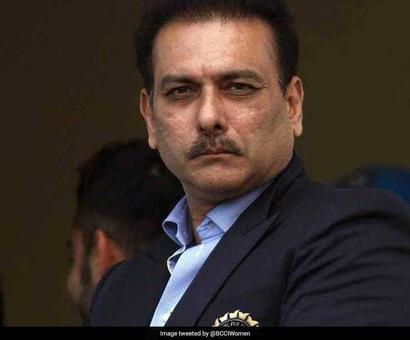 Rediff Cricket - Indian cricket - Ravi Shastri's Contract Doesn't Have Extension Clause: BCCI Official