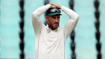 Rediff Cricket - Indian cricket - 'Series loss a massive dent to our confidence' - Faf du Plessis
