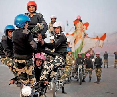 Here's a sneak peek at this year's Republic Day parade