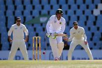 Rediff Sports - Cricket, Indian hockey, Tennis, Football, Chess, Golf - Quinton De Kock punishes New Zealand bowlers as South Africa start brightly