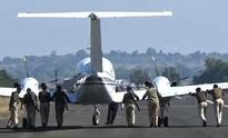 Cops push Madhya Pradesh Chief Minister's plane off runway
