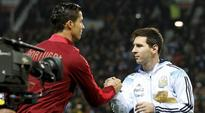 Rediff Sports - Cricket, Indian hockey, Tennis, Football, Chess, Golf - Ronaldo, Messi shortlisted for FIFA's Best Player 2017 award