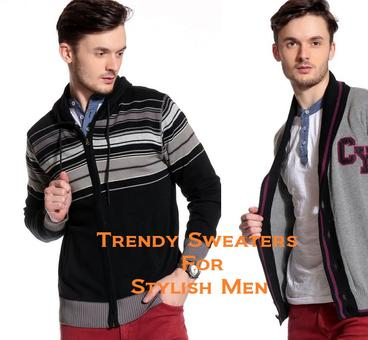 Trendy Sweaters For Men: Stylish Way to Keep Warm While Looking Cool