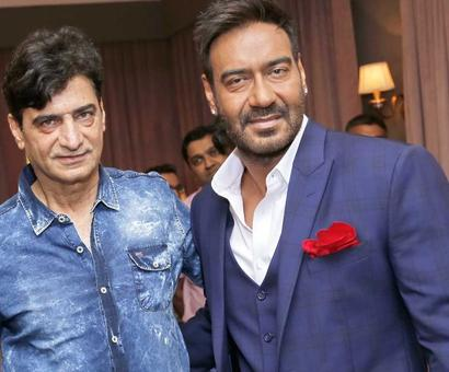 Current Bollywood News & Movies - Indian Movie Reviews, Hindi Music & Gossip - Ajay is in support of army and government