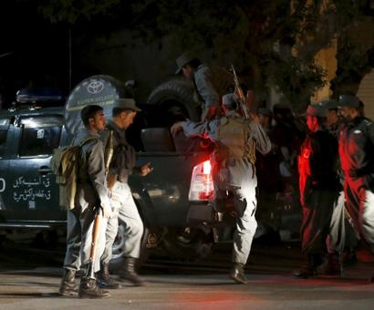 Gunbattle in Kabul ends with 4 attackers killed