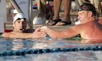 Phelps loses against Ryan Lochte in first final of comeback