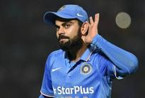 Rediff Cricket - Indian cricket - Virat Kohli retains 2nd spot in ICC ODI Rankings, India move up to 3rd position