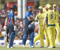 Australia ruin Dilshan's farewell party, edge out Sri Lanka by two wickets