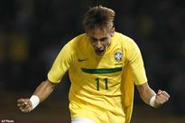 Rediff Sports - Cricket, Indian hockey, Tennis, Football, Chess, Golf - Barcelona make 23 million Euros offer for Neymar