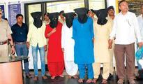 Five arrested in gang rape case in Ahmedabad