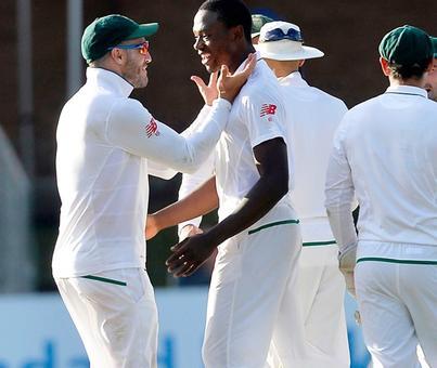 Rediff Cricket - Indian cricket - Australia won't bait Rabada in third Test: Smith