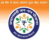 Accounts to be opened under Jan Dhan increased