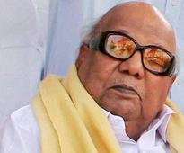 DMK wants secular government at centre: Karunanidhi