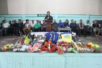 Mizoram Footballer Peter Biaksangzuala Dies after Somersault Goal Celebration Goes Wrong